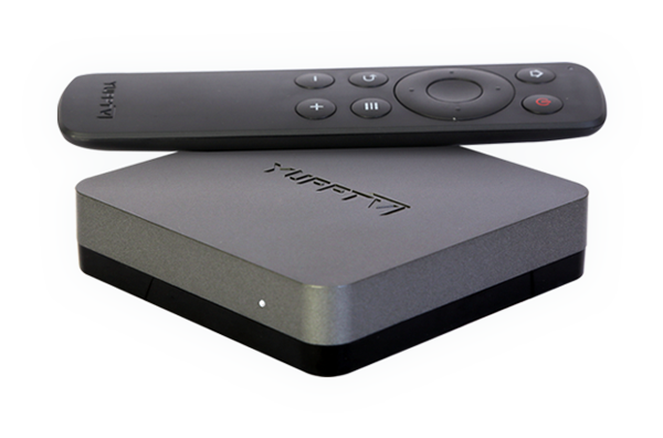 YuppTV Set-Top Box